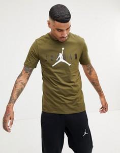 Зеленая футболка Nike Jordan AA1907-395 - Зеленый