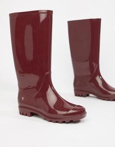 Резиновые сапоги ASOS DESIGN Gransta - Красный