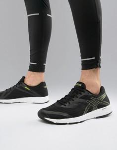 Черные кроссовки Asics Running - Черный