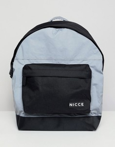 Рюкзак со светоотражающим эффектом Nicce - Серый