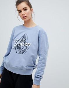 Синий свитер Volcom - Синий