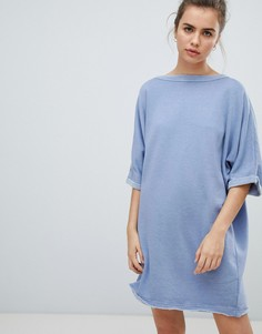 Синее платье Volcom - Синий