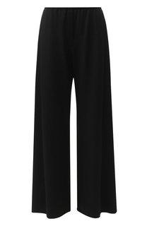Шерстяные брюки с эластичным поясом The Row