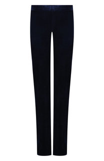 Бархатные брюки с эластичным поясом Pietro Brunelli