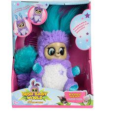 "Интерактивная мягкая игрушка 1Toy Bush baby world ""Пушистики"" Фрейлина Леди Лекси, 14 см"