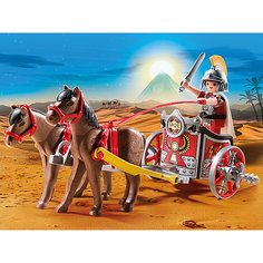 """Конструктор Playmobil """"Римляне и Египтяне"""" Римская Колесница"""
