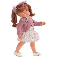 Кукла Juan Antonio Munecas Римма с кудряшками, 45 см