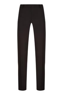 Классические черные брюки Saint Laurent