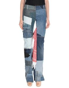 Джинсовые брюки Ronald Van Der Kemp