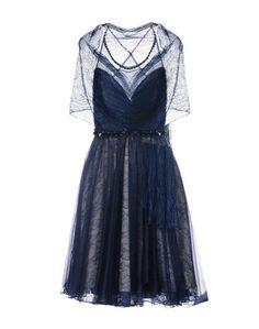 Платье до колена Caterina Masoni
