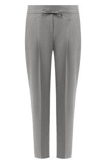 Шерстяные брюки со стрелками Windsor