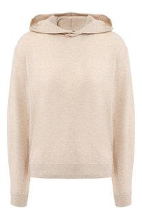 Кашемировый пуловер с капюшоном Vince