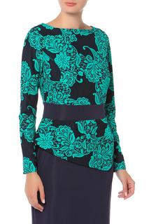 Платье с имитацией жакета и юбки REBECCA TATTI