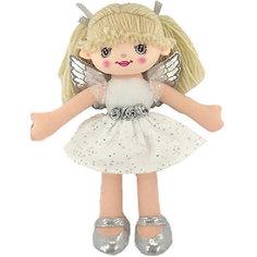 Кукла ABtoys Балерина в белом платье, 30 см