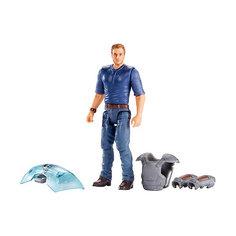 """Игровой набор Jurassic World """"Базовые фигурки"""" Дрессировщик Оуэн Mattel"""
