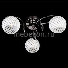 Потолочная люстра 7769/3 черный жемчуг Eurosvet