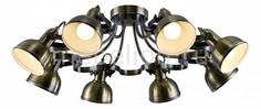 Люстра на штанге Martin A5216PL-8AB Arte Lamp