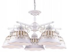 Подвесная люстра Chiesa A2814LM-5WG Arte Lamp