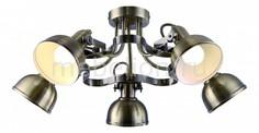 Люстра на штанге Martin A5216PL-5AB Arte Lamp