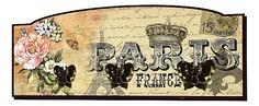 Настенная вешалка (60х25 см) Париж S20 Акита