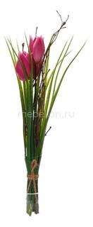 Букет (30 см) Из 3-х тюльпанов 58020500 Home Religion
