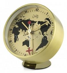 Настольные часы (9х11 см) Карта мира 4018G Tomas Stern