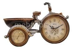 Настольные часы (35.5х21.5 см) Велосипед ОМТ 1334 Петроторг