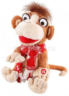 Мягкая игрушка (30 см) Обезьянка HS-16-3 Mister Christmas