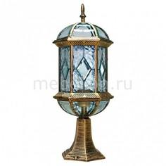 Наземный низкий светильник Витраж с ромбом 11339 Feron