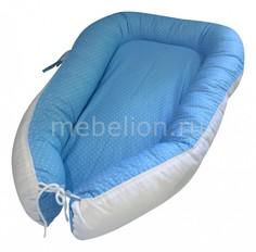Подушка для новорожденных (30х60 см) Горошек Relax Son