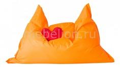 Кресло-мешок Подушка оранжевое Dreambag