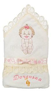 Полотенце детское (70х70 см) Дочка