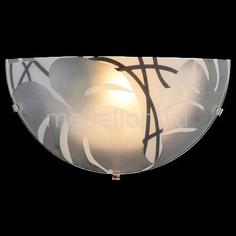 Накладной светильник Мелани 40066/1 хром Eurosvet