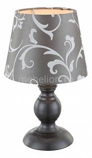 Настольная лампа декоративная Metalic 21693 Globo