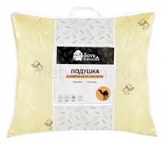 Подушка (70х70 см) Верблюжья шерсть СиЖ