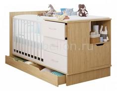 Кроватка-трансформер Polini Classic