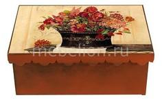 Шкатулка декоративная (26х18х13 см) Прованс 1826-12 Акита