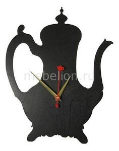 Настенные часы (32х40 см) Чаепитие N-218 Акита