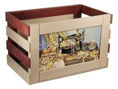 Ящик декоративный Швейная машинка 827 Акита