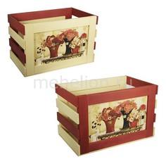 Ящик декоративный Букеты 836R Акита