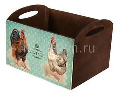 Ящик декоративный La poule N-78-3 Акита