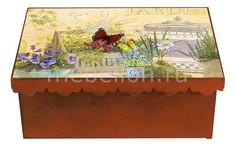 Шкатулка декоративная (26х18х13 см) Жардины 1826-2 Акита