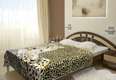 Плед (180х220 см) Leopard Tex Republic