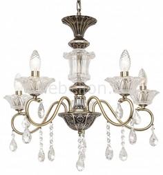 Подвесная люстра Bernardet 518.53.5 Silver Light