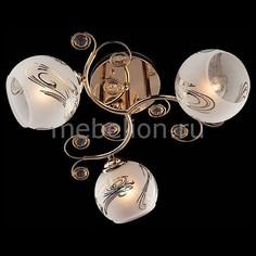 Люстра на штанге 30031/3 золото Eurosvet