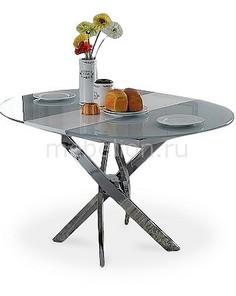 Стол обеденный 2303 хром Dupen