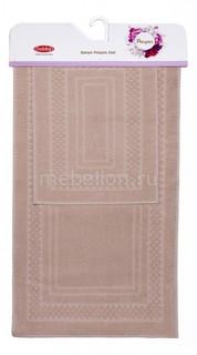 Набор из 2 ковриков для ванной CHEQUERS Hobby Home Collection