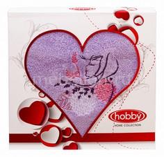 Полотенце для лица (50х90 см) LOVE Hobby Home Collection