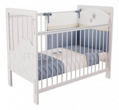 Кроватка Polini Плюшевые Мишки 222