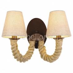 Бра Corda A8958AP-2BR Arte Lamp